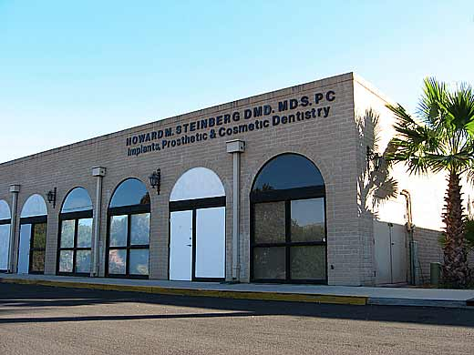 Steinberg Dental Practice Exterior