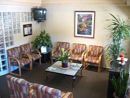 Steinberg Dental Practice Interior